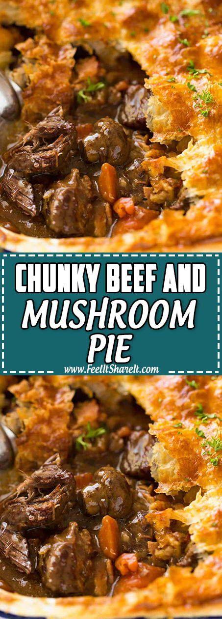 Apple Pie by Grandma Ople | Beef and mushroom pie ...
