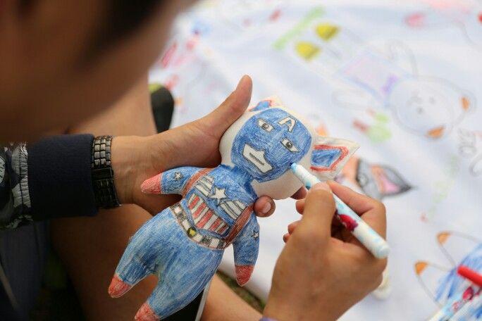 COJAJA DIY Doll WonderPig  #코자자닷컴 #코자자 #cojaja #DIY #DIY인형 #육아 #아이 #아이선물 #gift for child #나만의인형 #원더피그 #돼지 #돼지인형 #cute #lovely #art #drawing