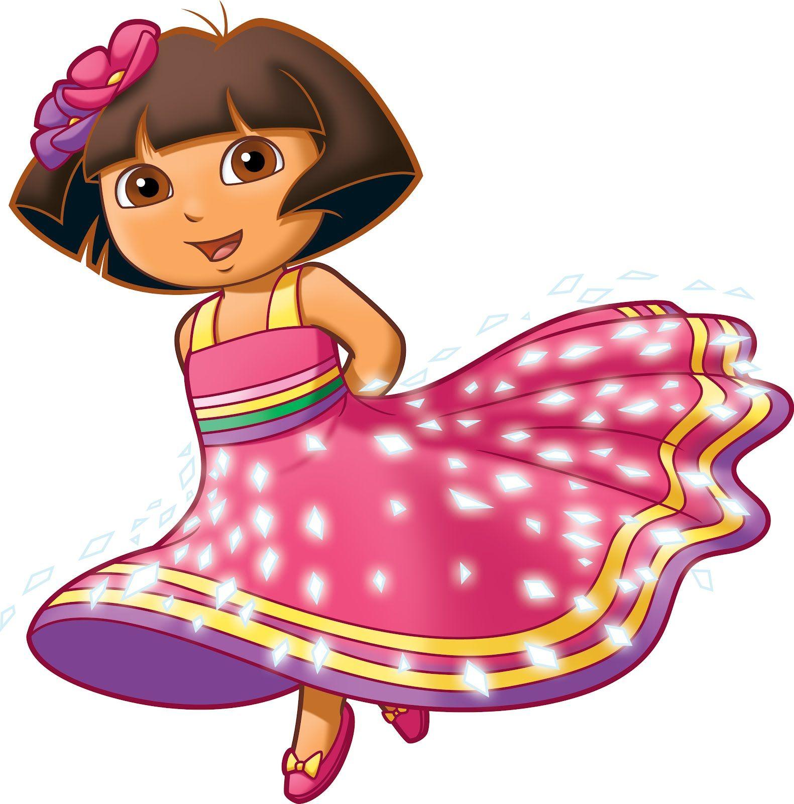 Dora the explorer nick jr princess dora the explorer queen royal junior picture image - Princesse dora ...