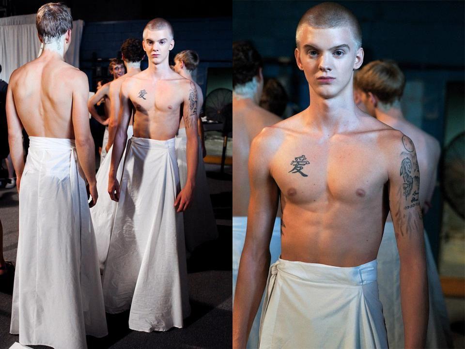 Milan/Paris Men's Fashion Week 2011