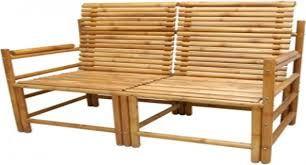 Resultado de imagem para cadeiras de balanço em bambu