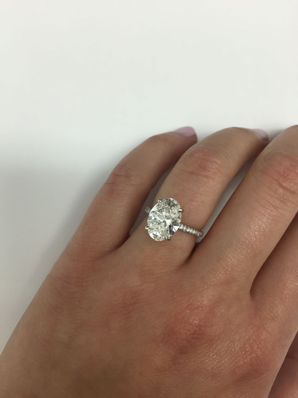 3 carat oval  Ring Oval Engagement Rings  Engagement