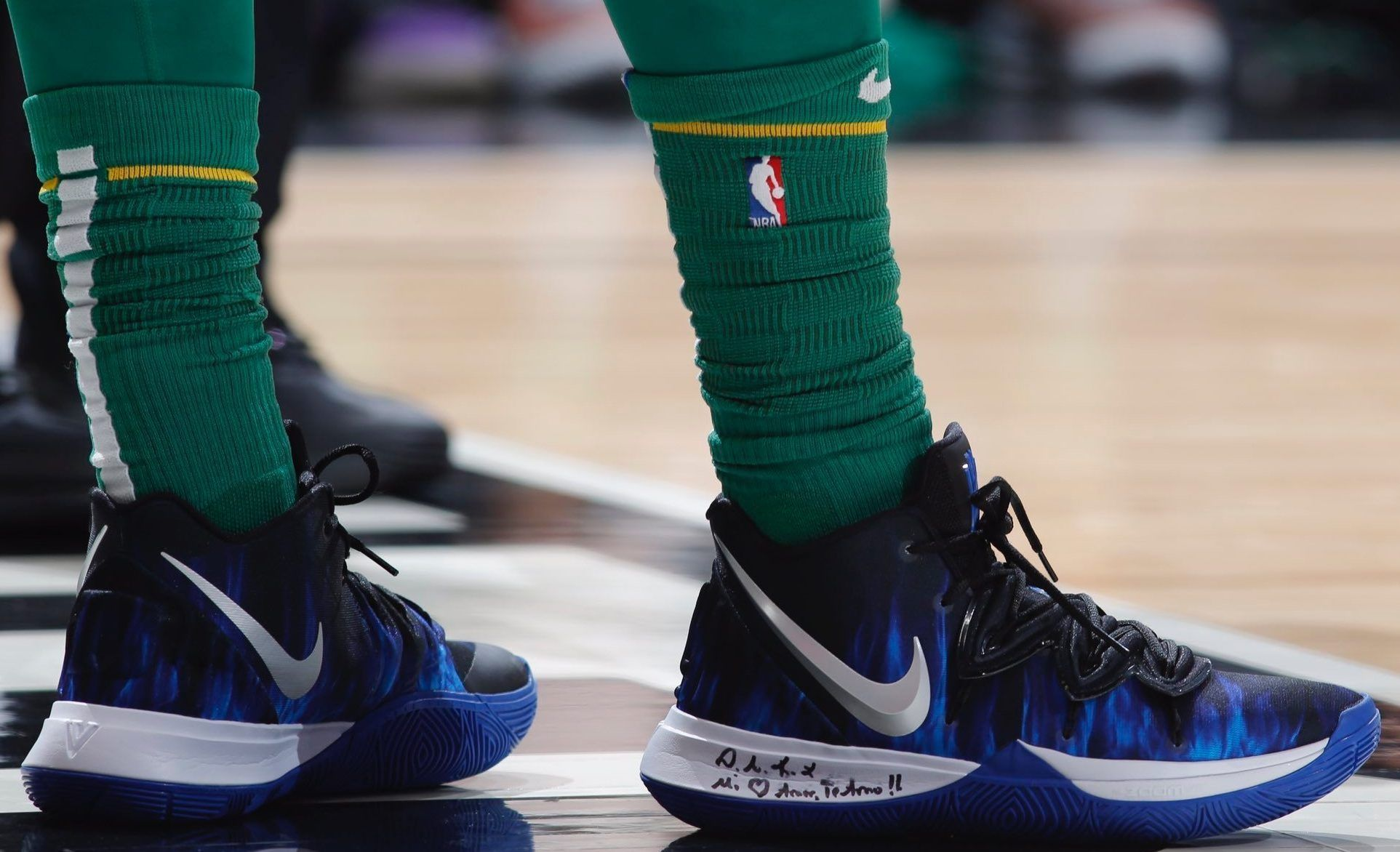 b0060b48227fe Every Sneaker Worn By Kyrie Irving This Season