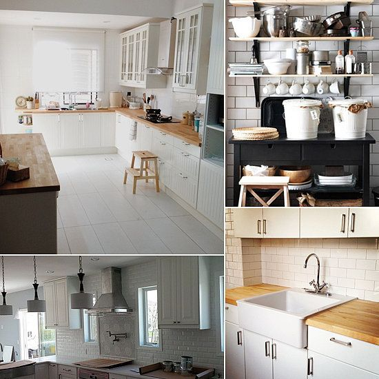 "Ikea Kitchen Pictures 9 kitchens you won't believe are ikea | furniture, 2013"" and"