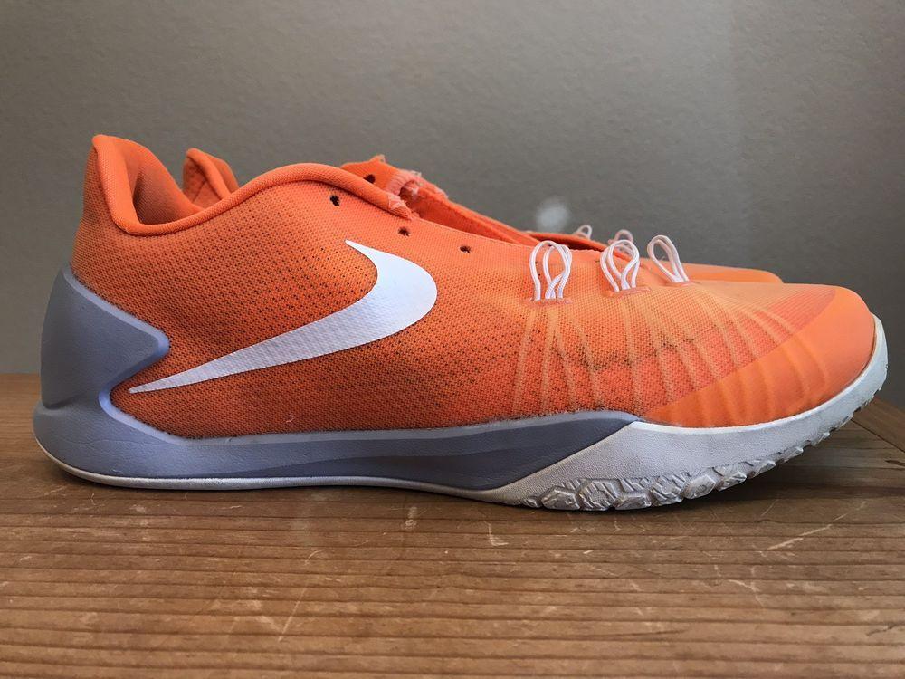 d06c13a8faf7 Nike Men s Size 11 Hyperchase TB Basketball Shoes Orange 705363-810  Nike   BasketballShoes