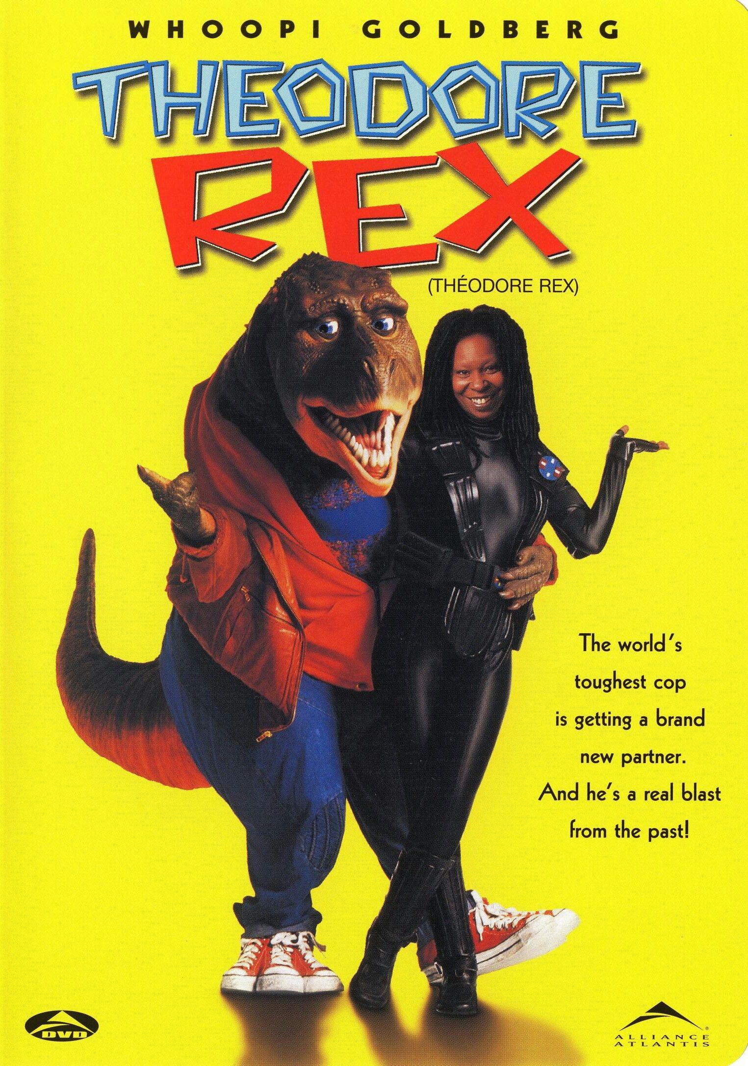 Theodore Rex Movie Tv Hd Movies Streaming Online Whoopi Goldberg