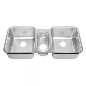 3 Basin Stainless Steel Kitchen Sinks | Philippine Apartment ...