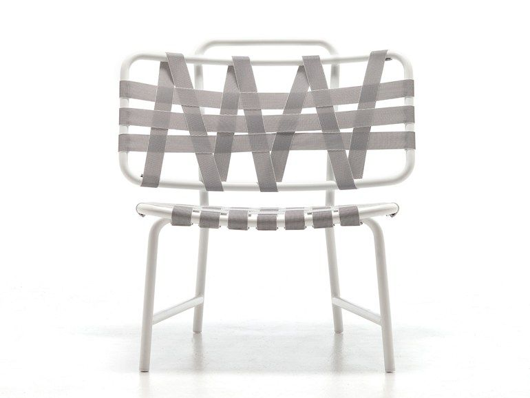Inout 856 by @gervasoni1882 - aluminium #chair #design Paola Navone