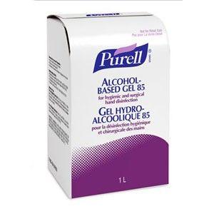 Purell Alcohol Based Hand Rub 1 Litre Alcohol Surgical Nursing