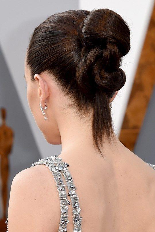 Oscars 2016 All The Hair Beauty Looks Hair Pinterest Red