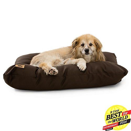 West Paw Design Pillow Dog Bed Coffee Small Click Affiliate Link Amazon Com On Image To Review More Details Dog Pillow Bed Dog Bed Furniture Dog Furniture