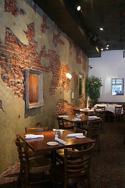 Vivace Italian Restaurant In Downtown Omaha Old Market