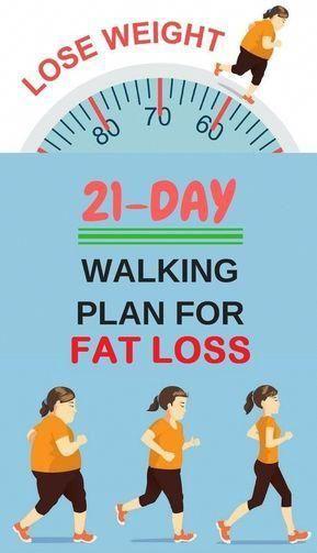 Jogging- und Gewichtsverlustprogramm