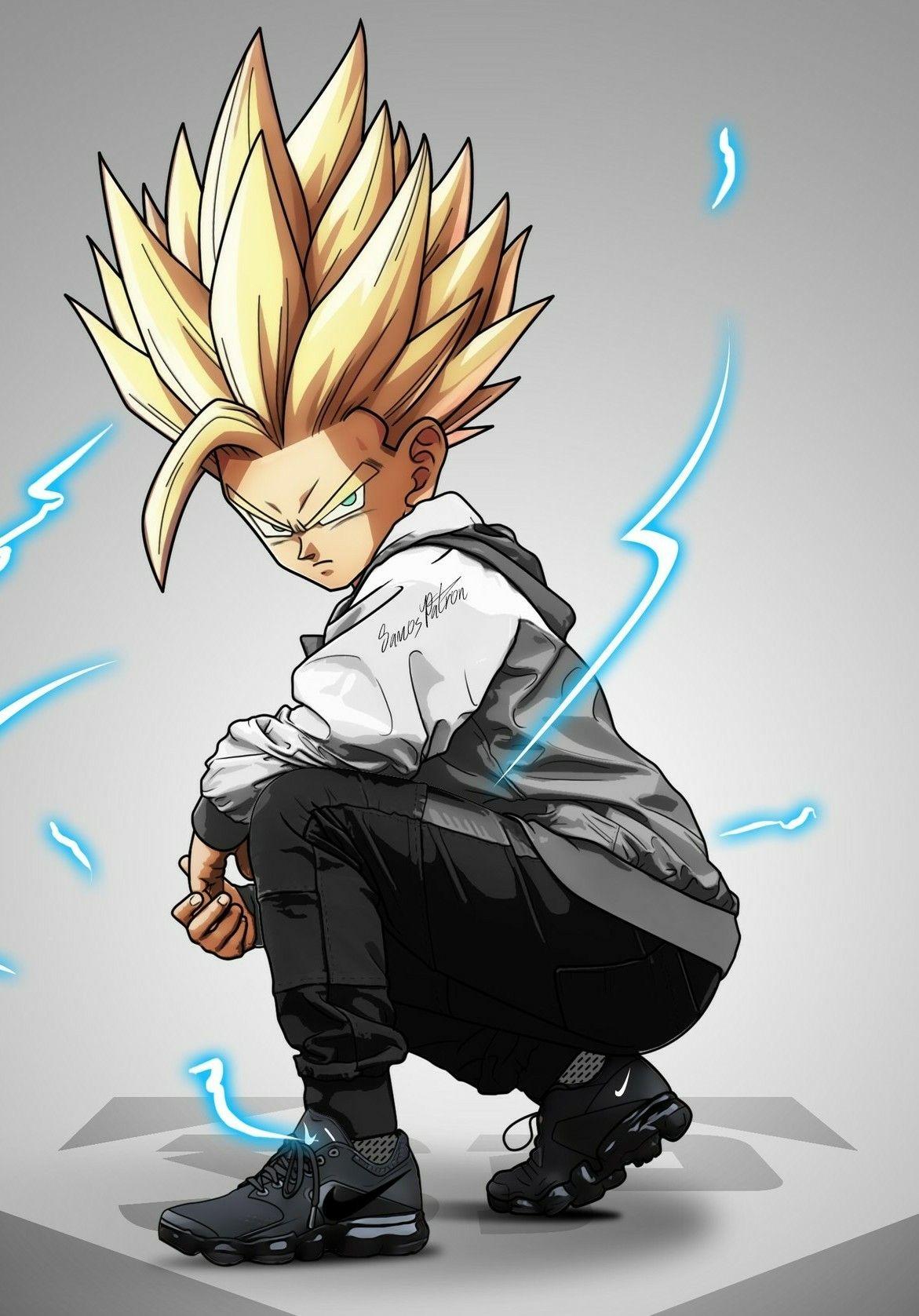 Pin by Lamont Jackson on AB Anime, Dragon ball super