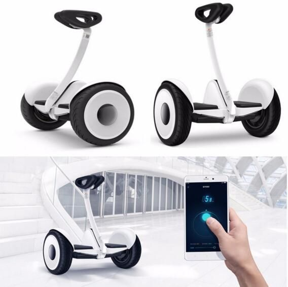 New Arrival 10 Inch Self Balance Electirc Scooter 2 Wheels Electric Standing Drift Board Hoverboard Skateboard With Mobil Hoverboard Electric Scooter 10 Things