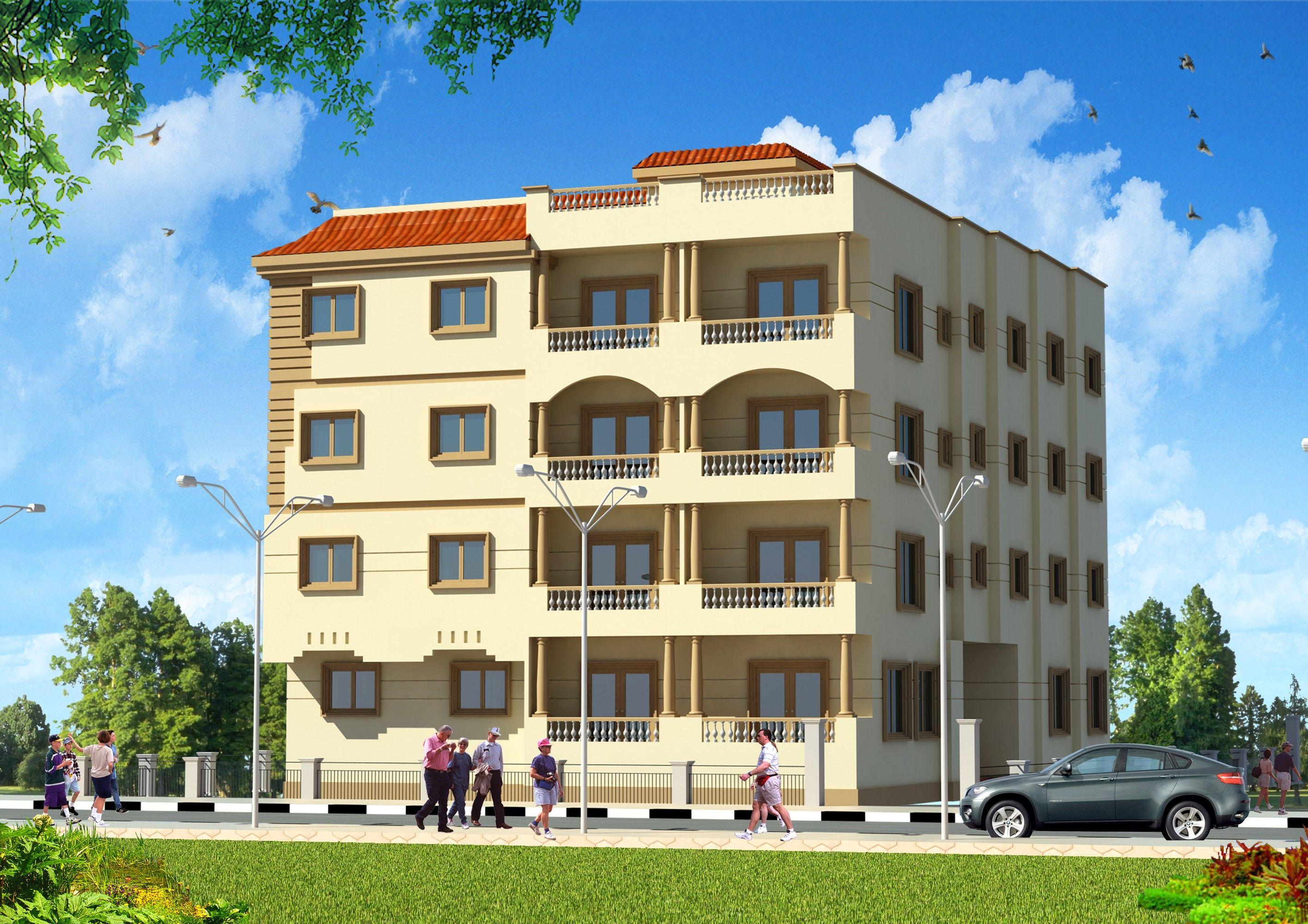 شقق للبيع بالتقسيط بـالمريوطية بـالهرم 2016 185104 عقارى Real Estate Building Haram