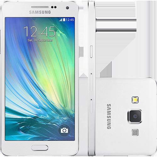 "Submarino Smartphone Samsung Galaxy A5 Duos Dual Chip Desbloqueado Android 4.4 Tela 5"" 16GB - R$890,19"