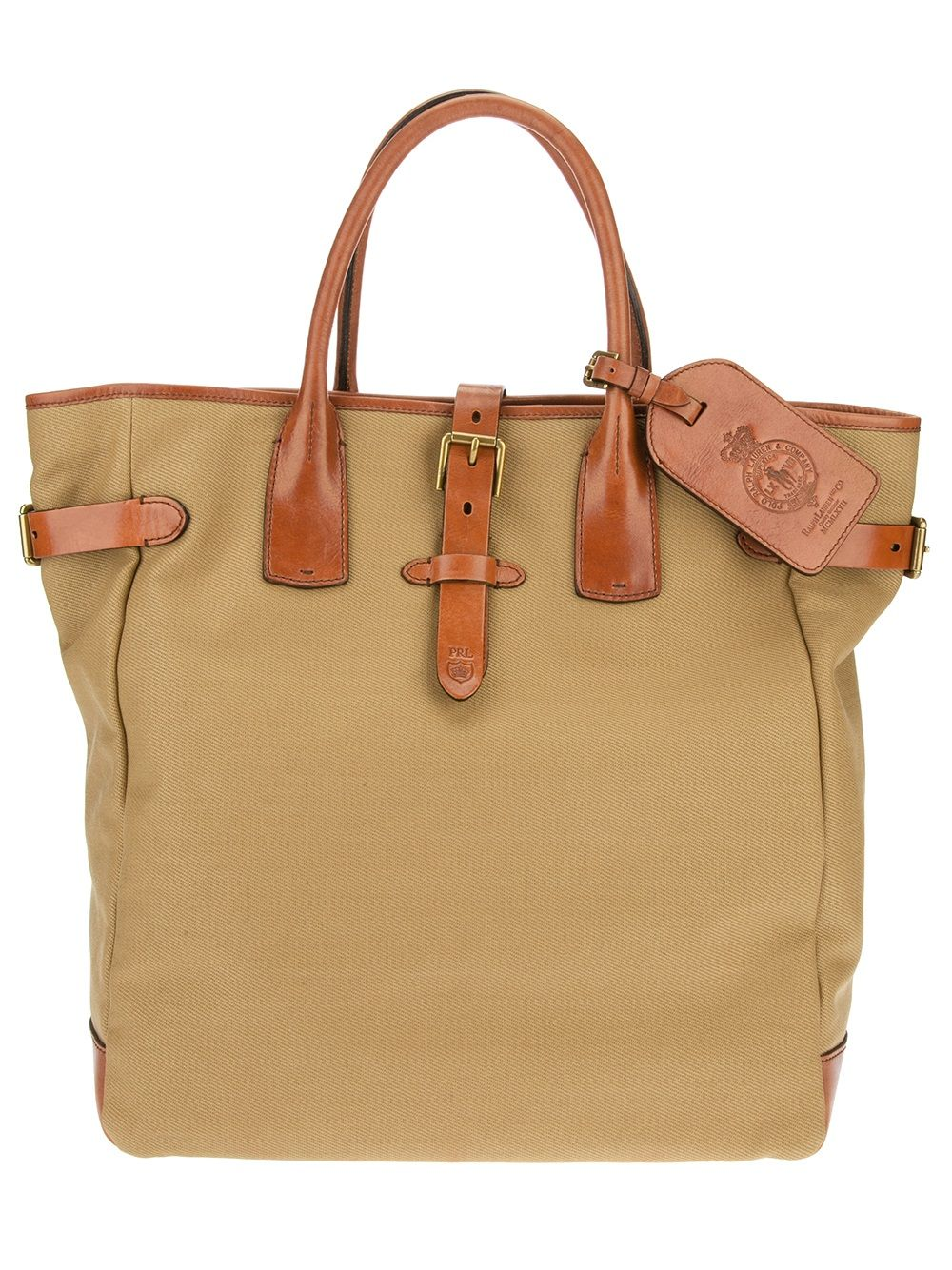 POLO RALPH LAUREN - canvas shopper 7   Bag   Pinterest   Polo ralph ... 7614b404c5