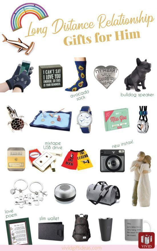 Long Distance Relationship Gift Ideas for Him  Christmas gifts for boyfriend - 30+ Best Holiday Gift Ideas For Long Distance Boyfriend (2018