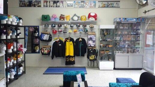 Decoración y productos para que nos visites!!