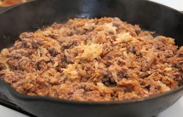 Turnip & Bison Scramble