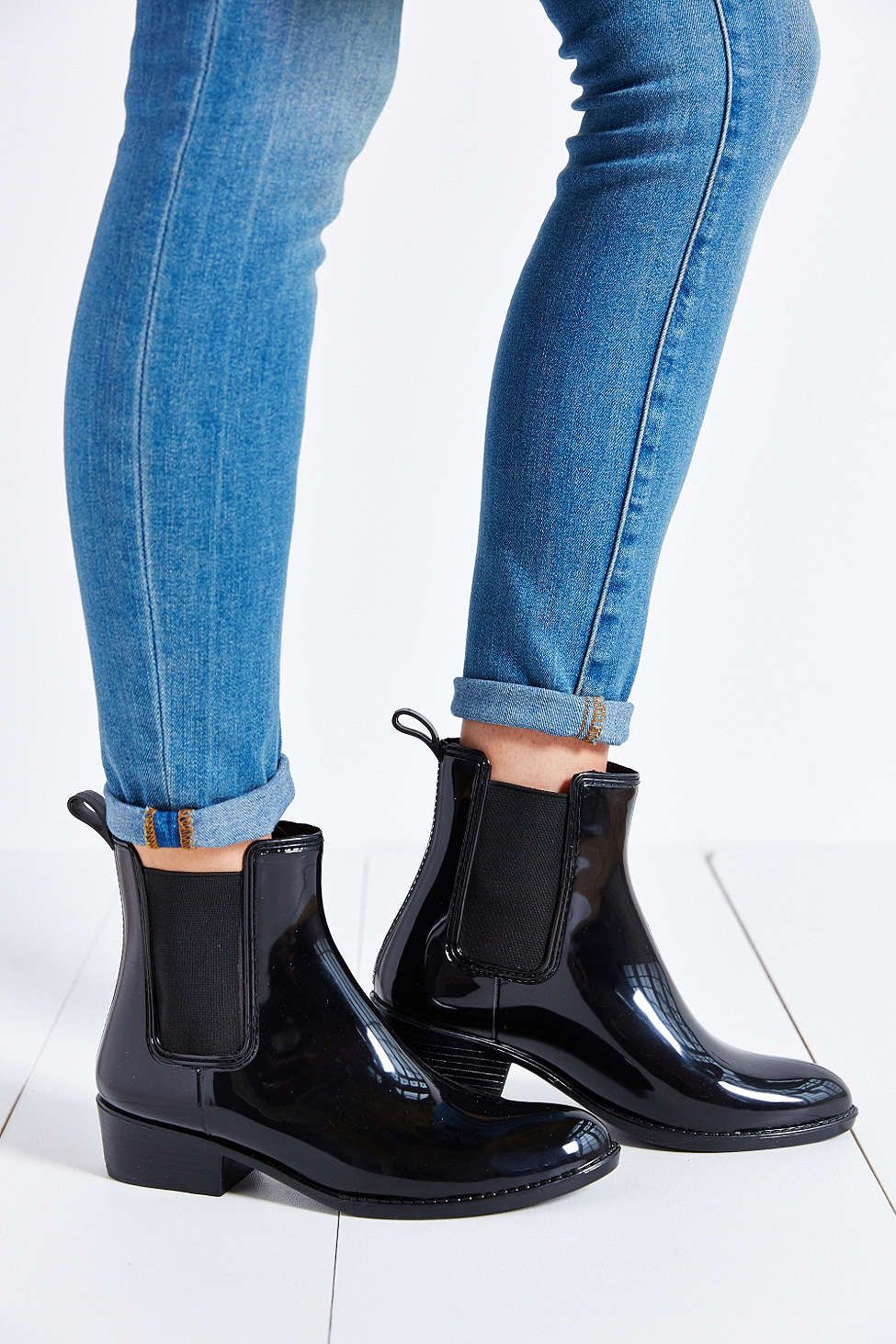 f37f1ae07b20d Jeffrey Campbell Stormy Rain Boot in 2019
