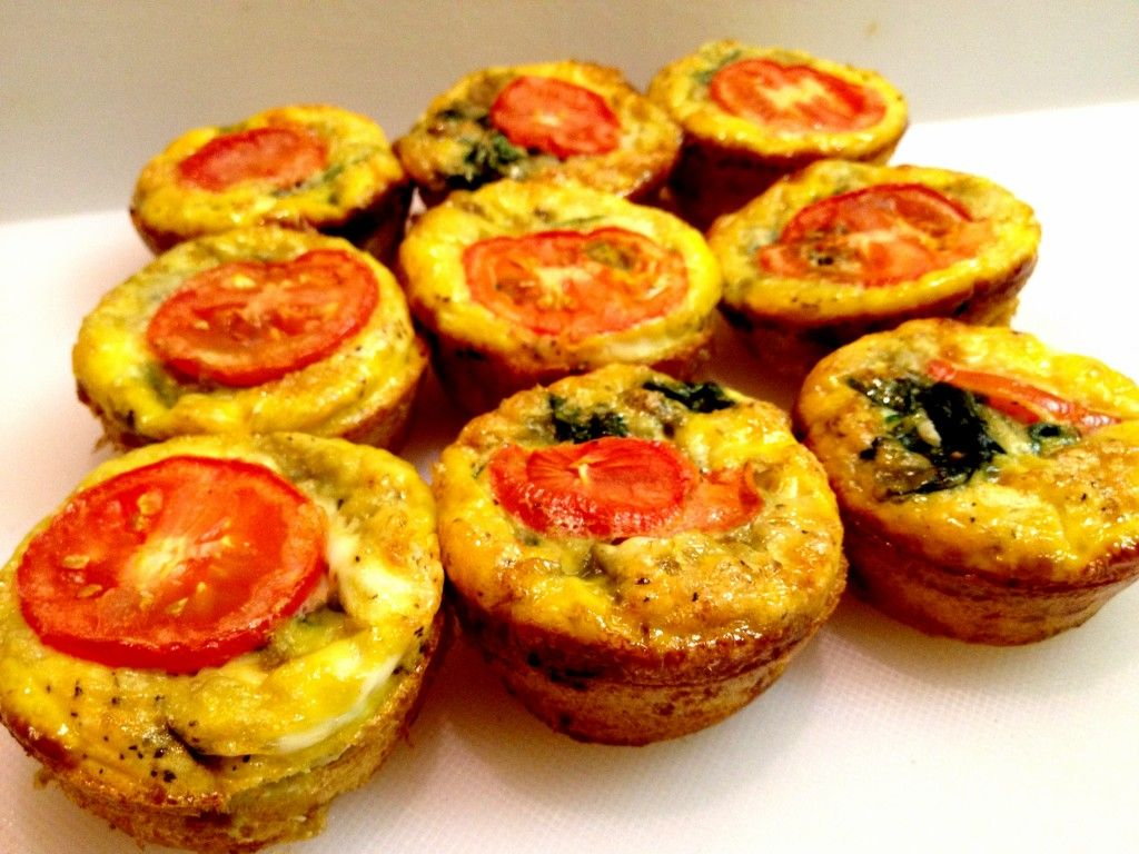 Turkey Spinach Egg Muffins | Recipe | Food, Healthy dishes ...