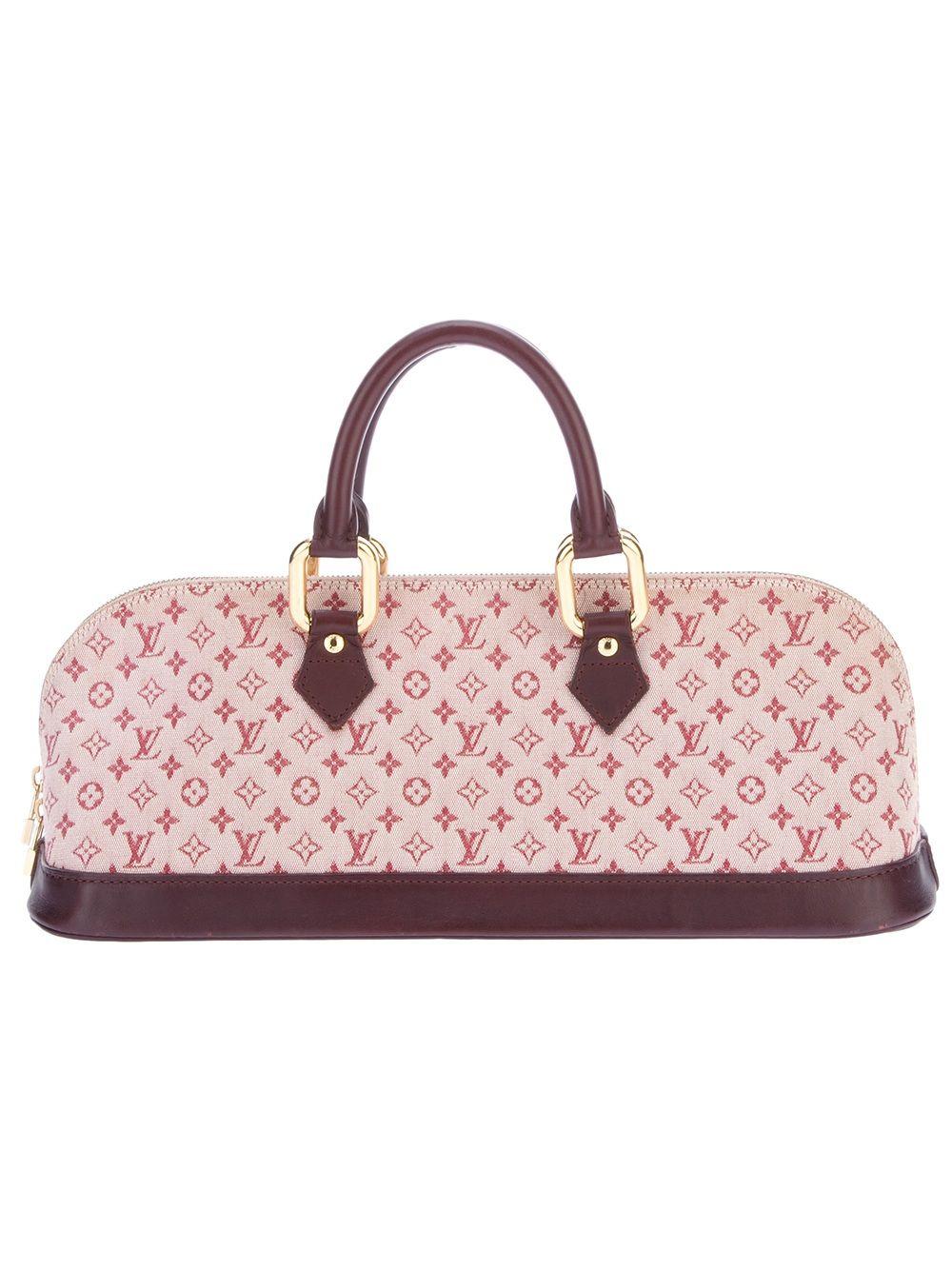 b4c2cd60681a3 Louis Vuitton Vintage Idylle Monogram Tote - A.N.G.E.L.O Vintage - farfetch .com