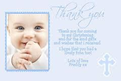 Image Result For Template Of Thank You Card For Baptism Thank You Cards Cards Your Cards