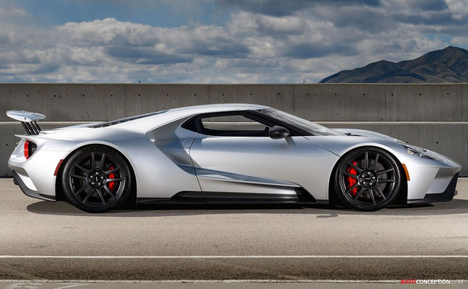 Ford Gt To Serve As Test Bed For Future Car Design Autoconception Com Ford Gt Super Cars Ford Gt 2017