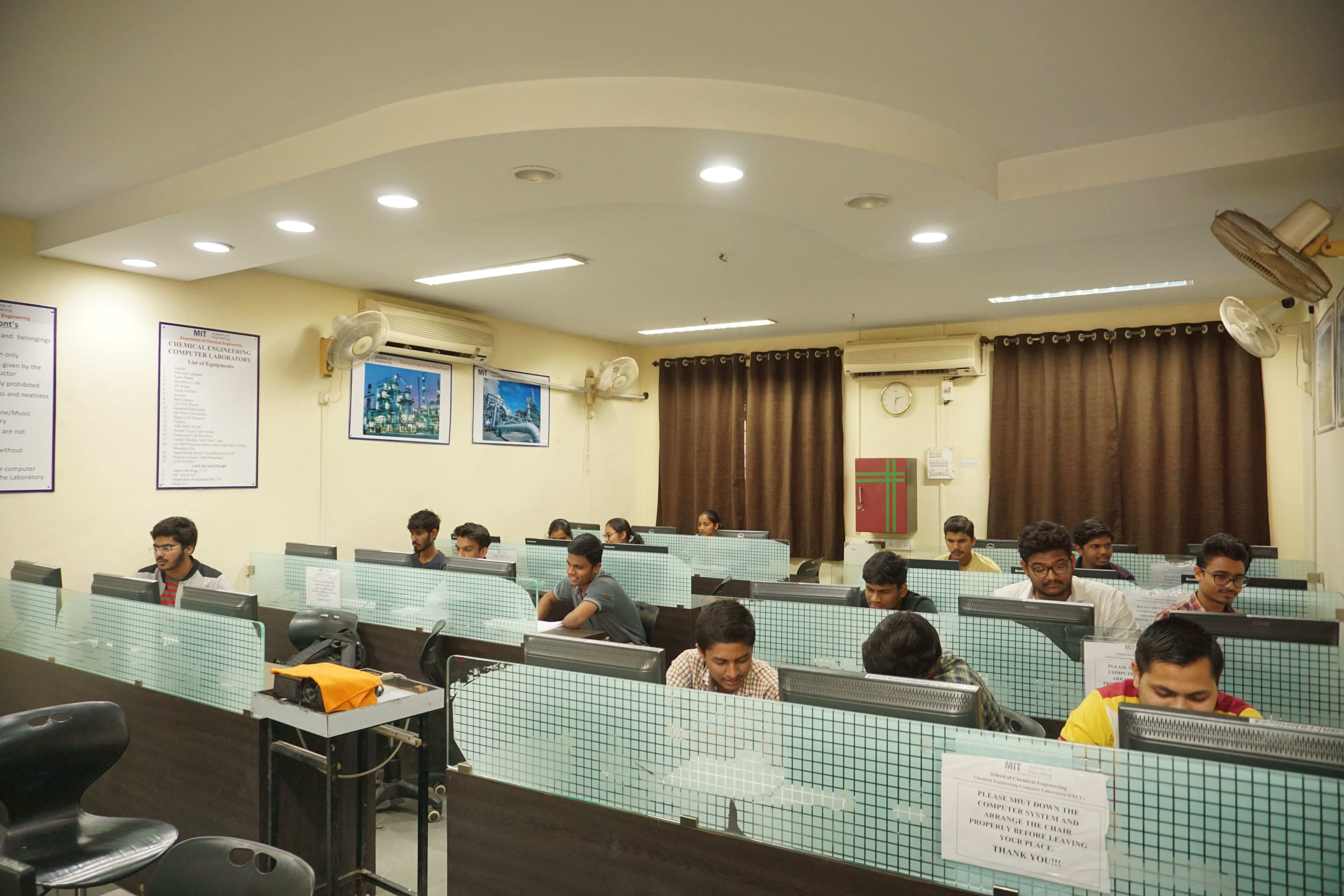 B Tech Information Technology Syllabus at MITAOE in 2020