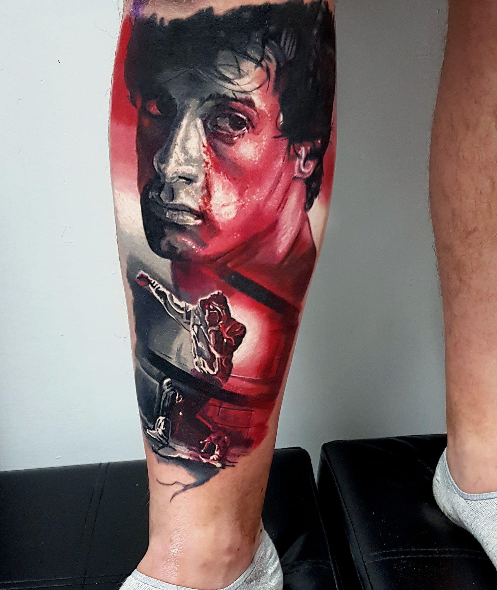 Pin By Plan B On Rocky Balboa My Idol Tattoos For Guys Cool Tattoos For Guys Tattoos