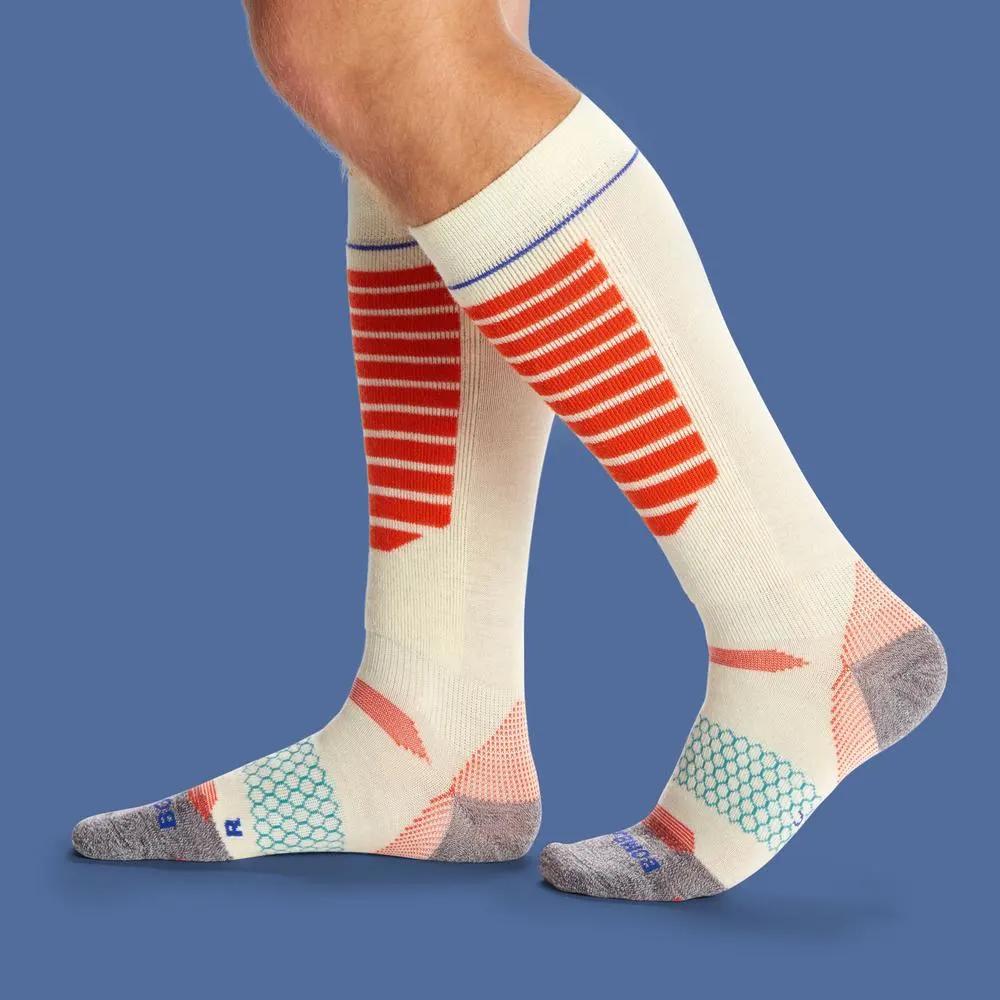Men S Lightweight Performance Ski Snowboard Socks In 2020 Skiing Outfit Socks Snowboard