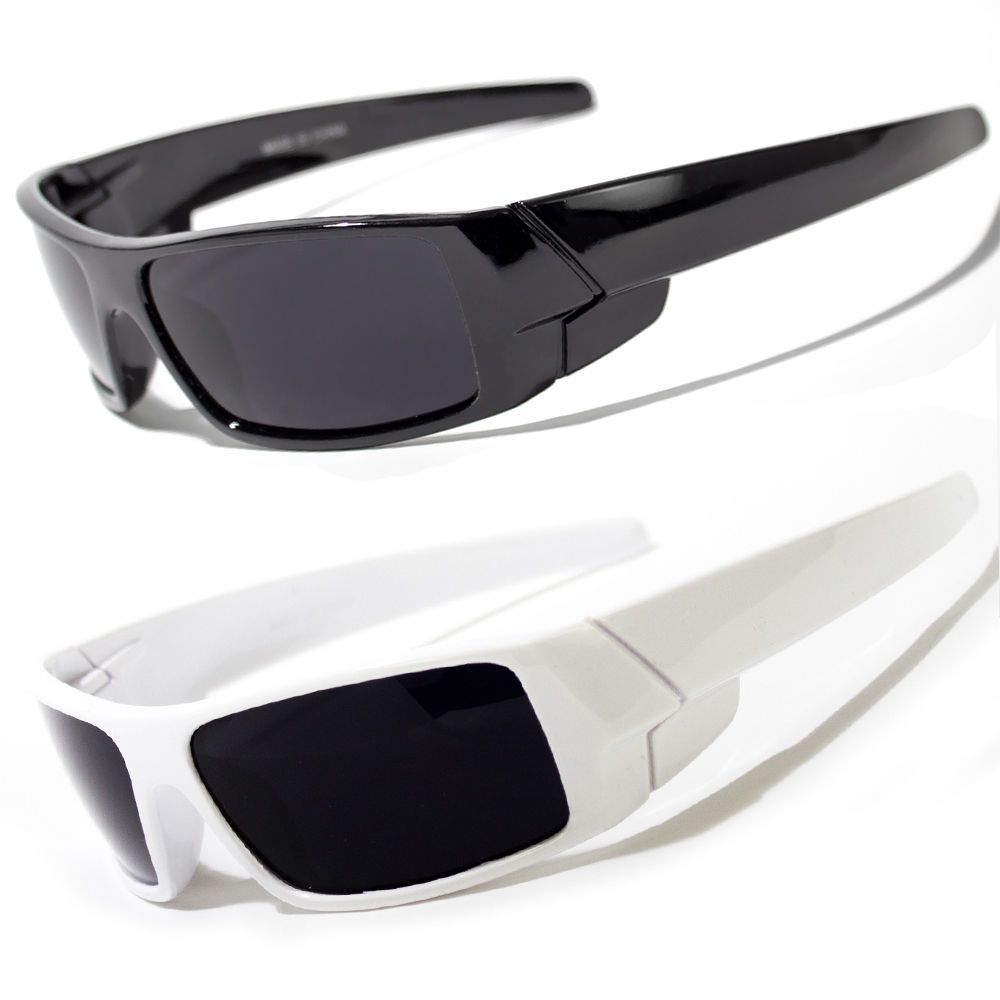 e3d60ef6672 Men dark lens gangster black og sunglasses locs biker glasses usa ...