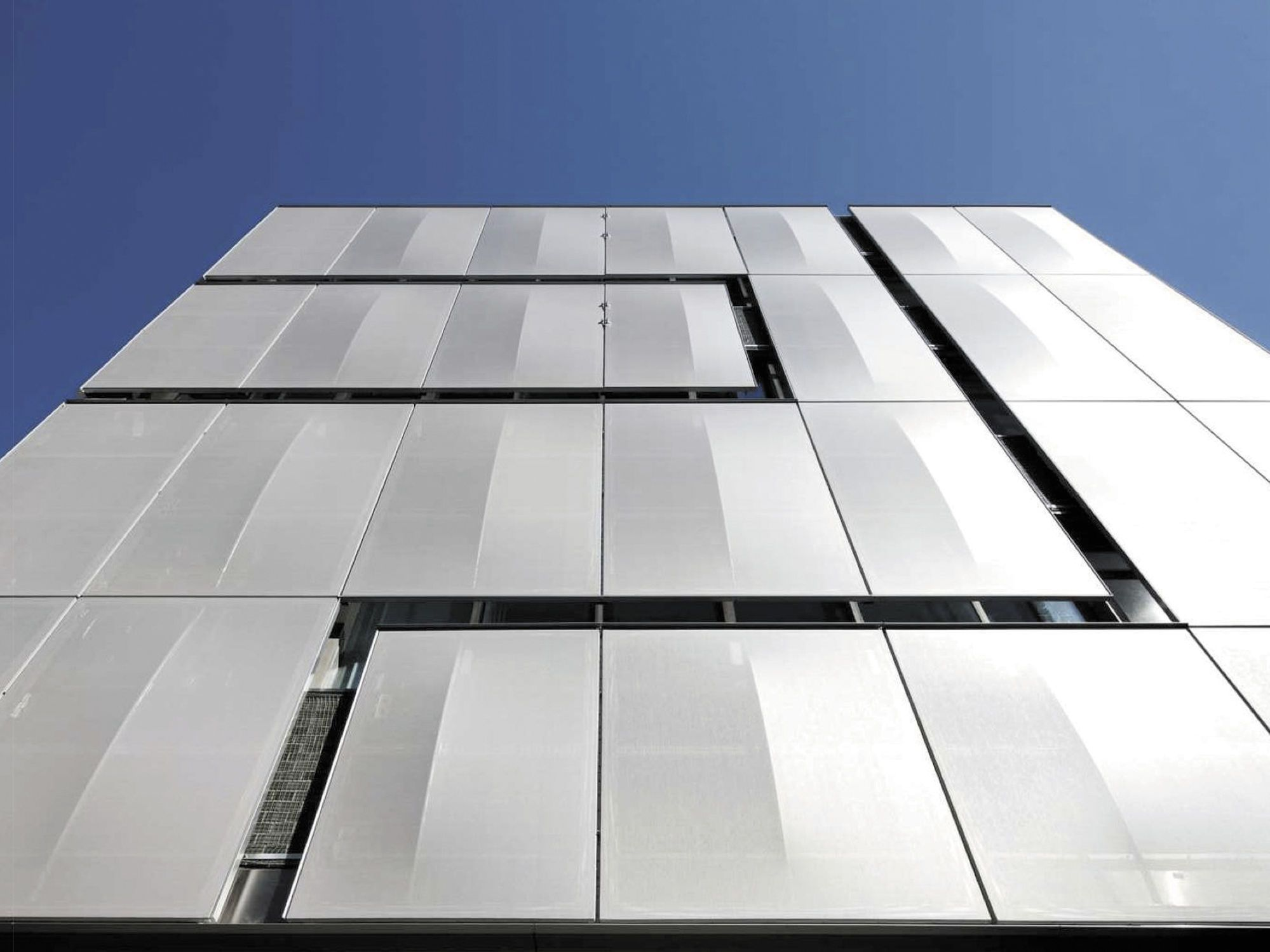Aluminium Curtain Wall Facades : Aluminium profile for fabric curtain wall ts archi