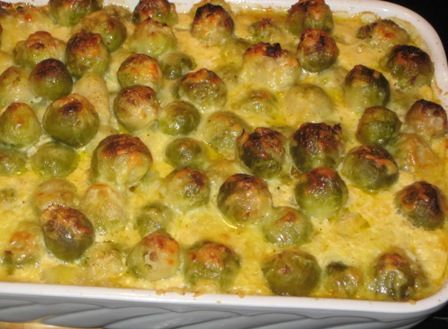 Rezept Kartoffel Hackfleisch rosenkohl kartoffel hackfleisch auflauf sauce hollandaise13 kochen