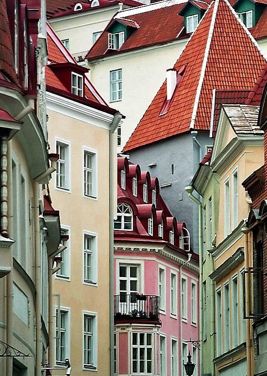 Tallinn, Estonia // by pastadog on Trekearth