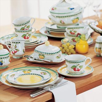 Love villeroy and boch french garden vajillas for Villeroy boch french garden