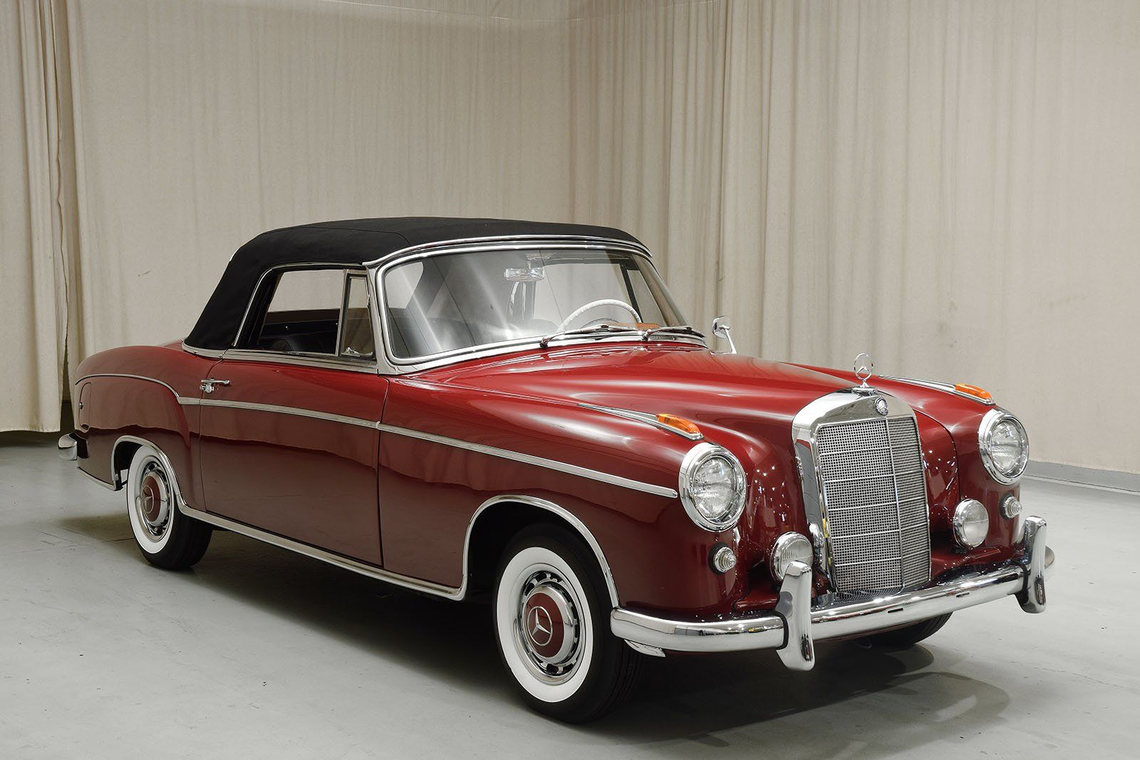 1960 mercedes benz 220se cabriolet hyman ltd classic for Autos mercedes benz
