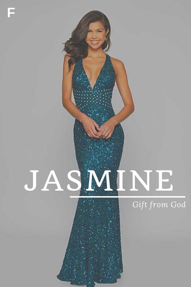 Jasmine Meaning Gift From God Modern Names Popular Names J Baby