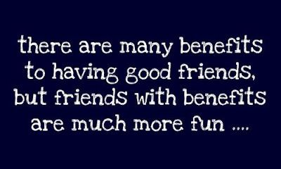 Friends With Benefits Quotes Inn Trending Quotes About Friends