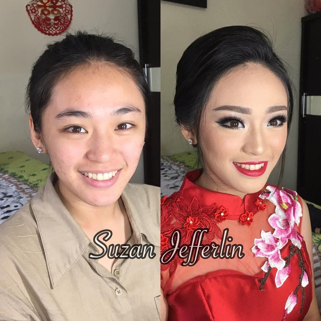 Jasa Makeup Datang Ke Rumah Anda Hanya Dengan Rp 180 000 Tanpa Perlu Ke Salon Ataupun Merasa Ribet Jika Makeup Sendiri Segera Hubungi Suzanjef Dengan Penga