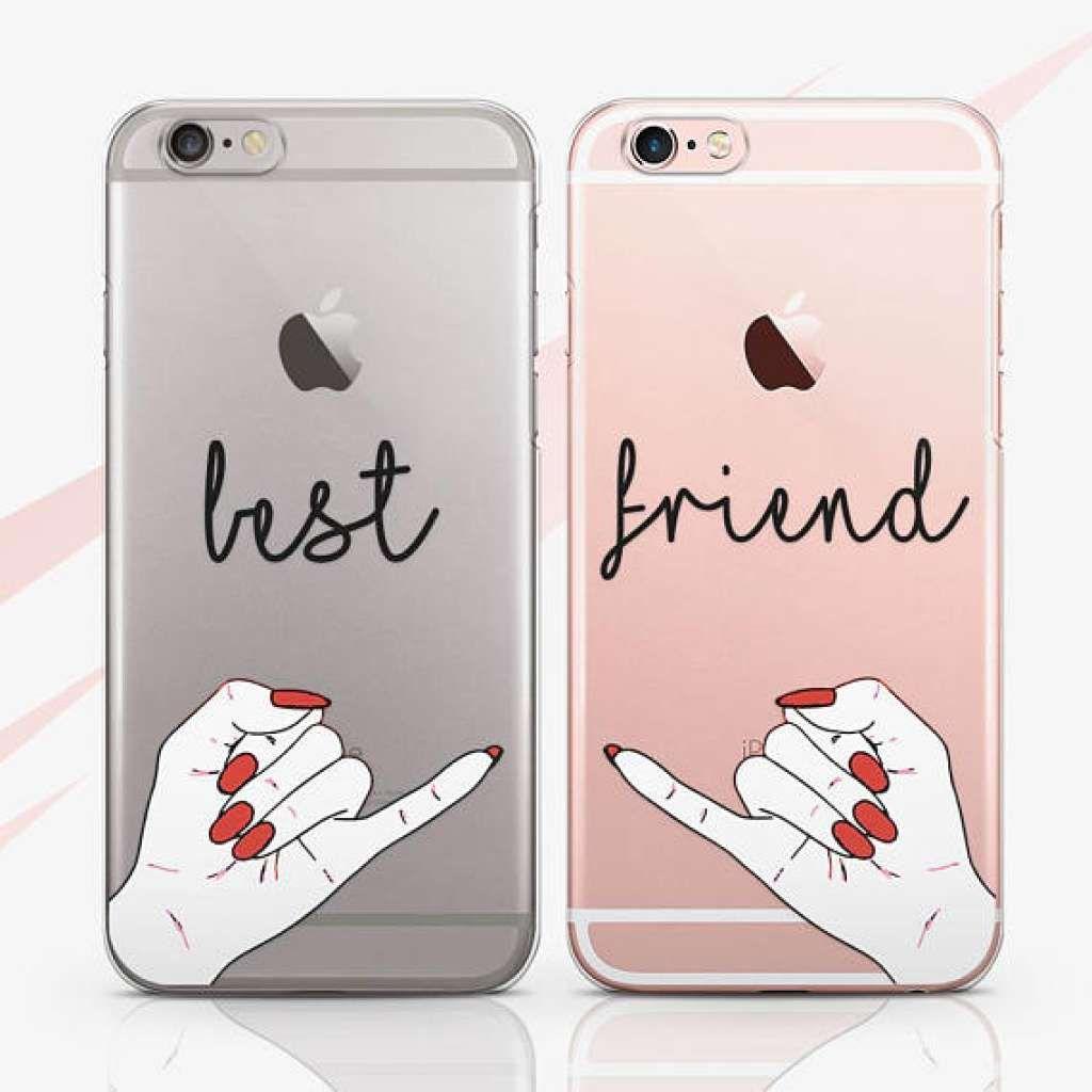 Funda BFF Around the World Couple - Man para iPhone 7 Plus - Anti