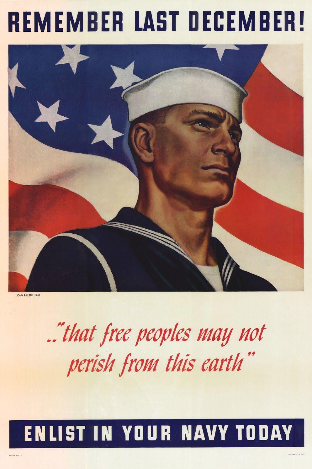 American ww2 propaganda posters pearl harbor