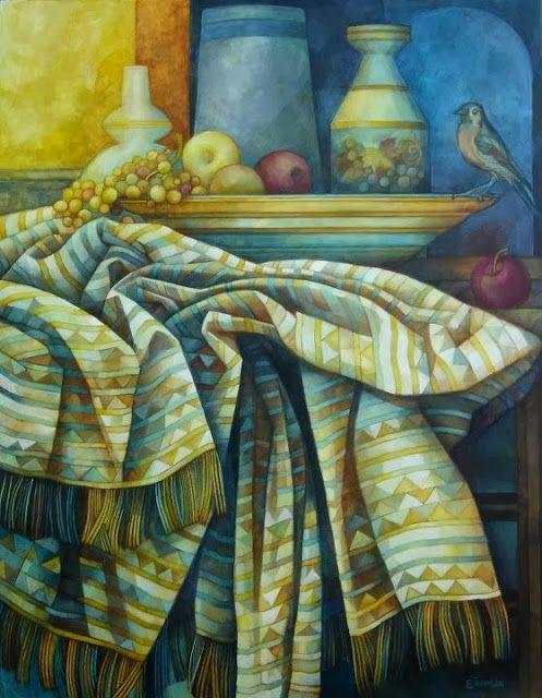 Elisabetta Trevisan Iii Via June Bug A Good Study For Painting