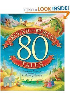 Around the World in 80 Tales: Saviour Pirotta: