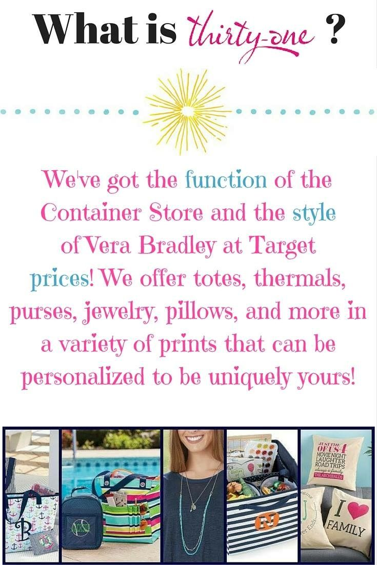 What is Thirty-One?