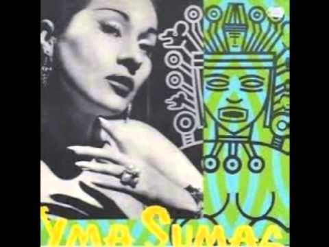 YMA SUMAC & LES BAXTER Tree of life