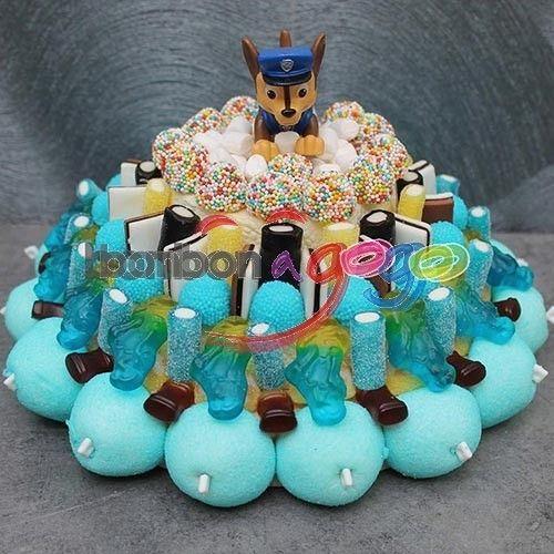 Pat Patrouille Bonbon Gateaux Desserts Cake Et Candy
