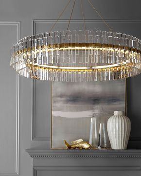 The Phoebe Crystal Chandelier Bids You Sweet Dreams Inspired By